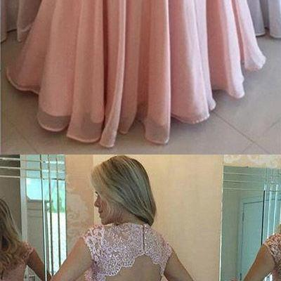 Prom Dress,Backless Prom Dress,Appl..