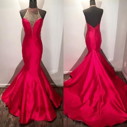 Red Prom Dresses,Prom Dress,Red Pro..