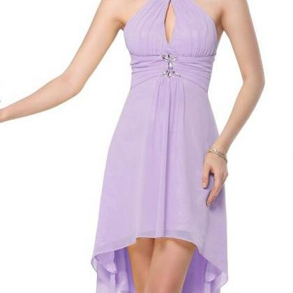 Charming Homecoming Dress,Chiffon H..
