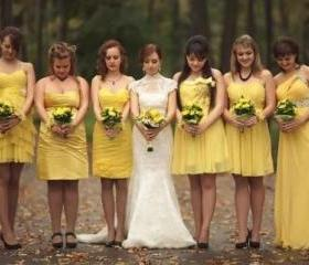 Cute Bridesmaid Dres..
