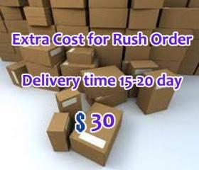 Extra Cost of Rush O..