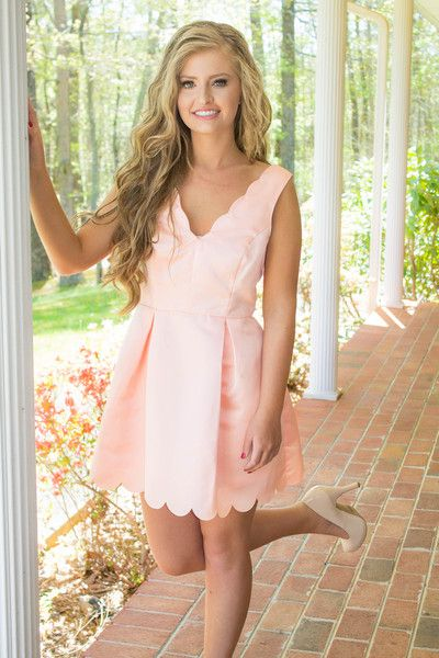 Pink homecoming dress,V-neck prom dress,A-line prom dress, satin homecoming gowns,short prom gowns