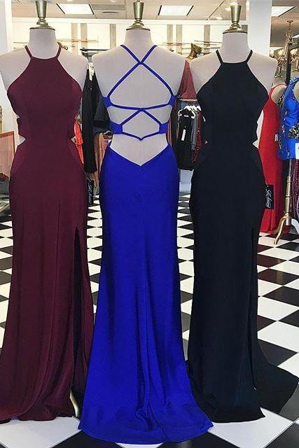long prom dresses,sexy prom dresses,prom dresses,burgundy evening dresses, pageant dresses