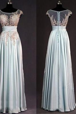 lace bridesmaid dress, dusty blue bridesmaid dress, long bridesmaid dress, bridesmaid dress 2018, long prom dress