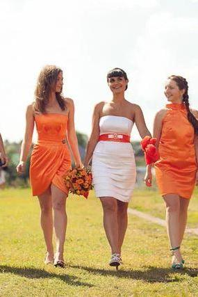 Short Bridesmaid Dresses,Mismatched Bridesmaid Dresses,BW93131