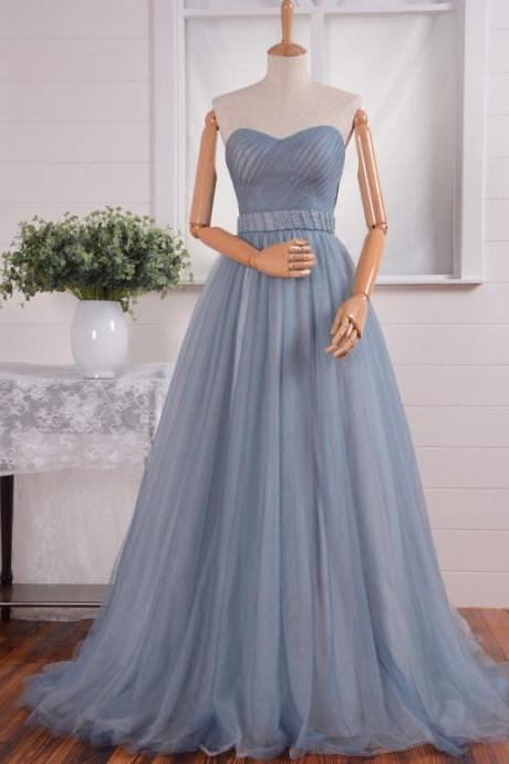 High Quality Prom Dress,Tulle Prom Dress,A-Line Prom Dress,Charming Prom Dress,Sweetheart Prom Dress,PD1700166