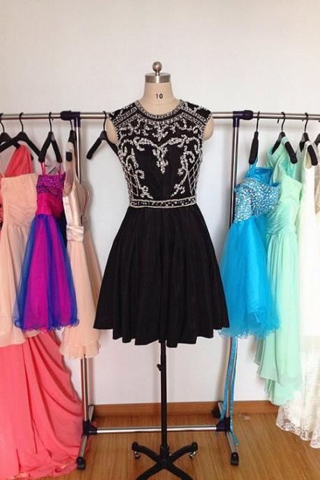 Charming Homecoming Dress,Chiffon Homecoming Dress,Beading Homecoming Dress,Noble Homecoming Dress,PD1700232