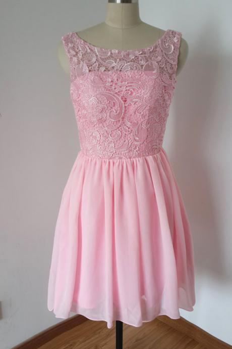 Charming Homecoming Dress,Lace Homecoming Dress,Brief Homecoming Dress, Short Noble Homecoming Dress,PD1700287