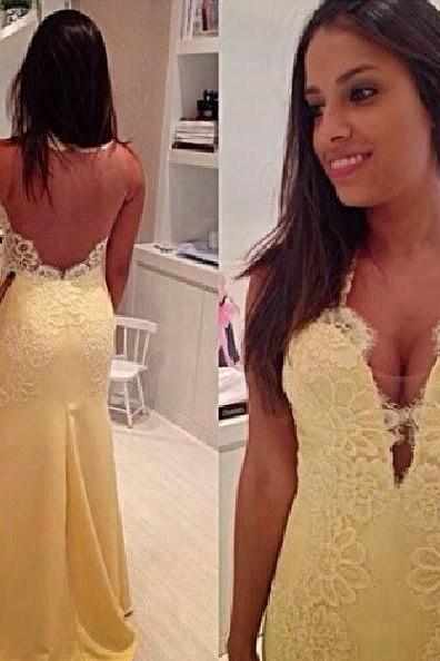 High Quality Prom Dress,Charming Prom Dress,Halter Prom Dress,Appliques Prom Dress,Backless Prom Dress,,PD1700536
