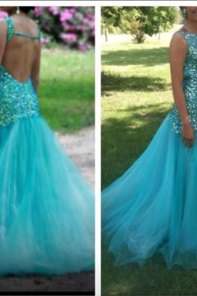 Charming Prom Dress,Mermaid Prom Dress,Backless Prom Dress,Sequined Prom Dress,PD1700626