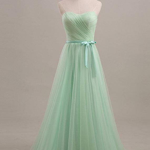 High Quality Prom Dress,A-Line Prom Dress,Tulle Prom Dress,Strapless Prom Dress, Brief Prom Dress,PD1700250