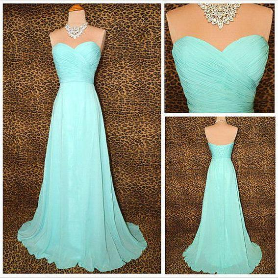 Charming Evening Dress,Strapless Evening Dress,A-Line Evening Dress,Chiffon Evening Dress,Brief Evening Dress,PD1700565